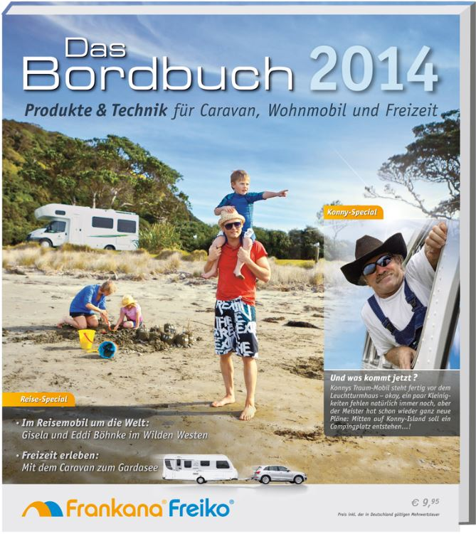 Bordbuch 2014
